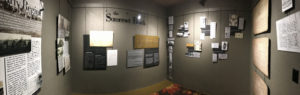 Somerset Block Vault Exhibit - Panoramic