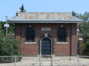 SaskPower Substation No. 2